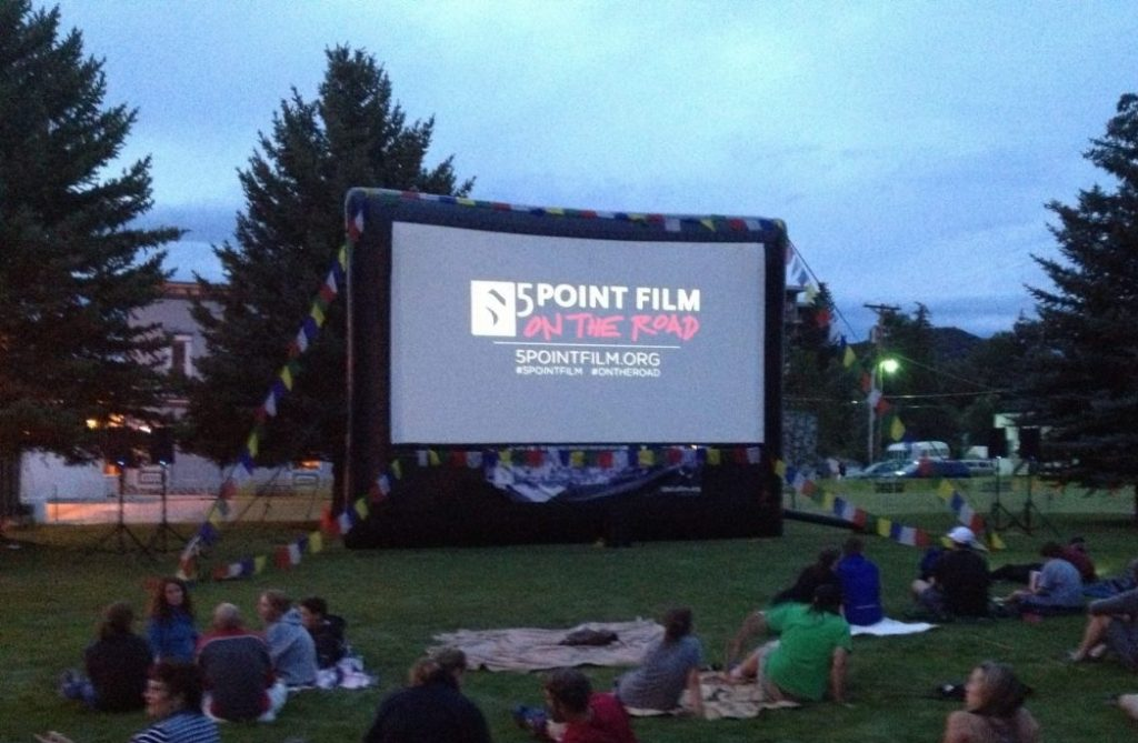 24' AIRSCREEN Inflatable movie screen