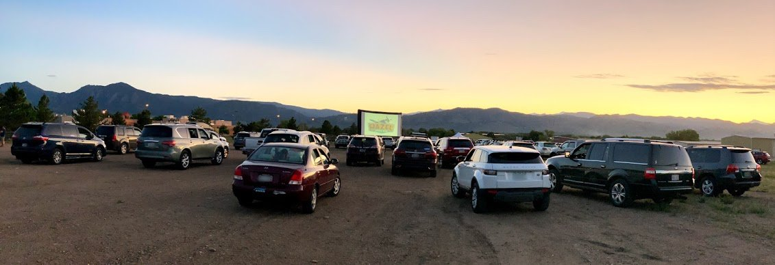 BIFF 2020 Drive-in Boulder, CO